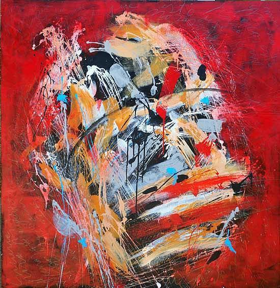 Dead Painting - Epistolario by Fran Torrecilla