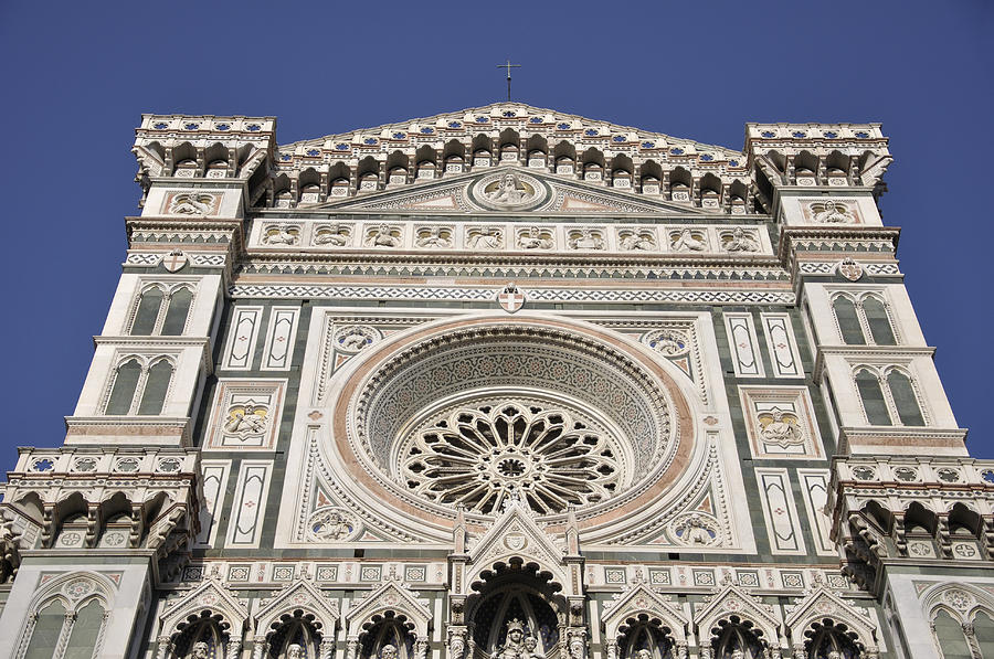 Florence Photograph - Florence by LS Photography