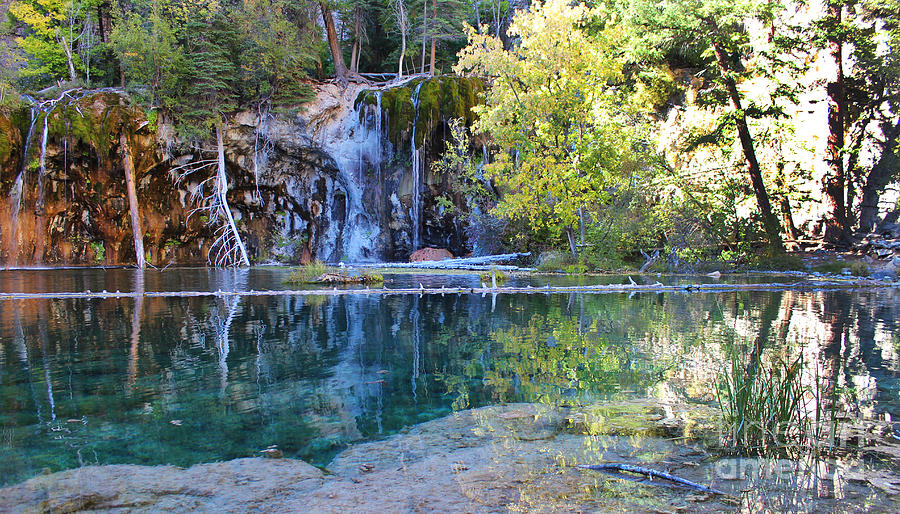 Hanging Lake by Kate Avery