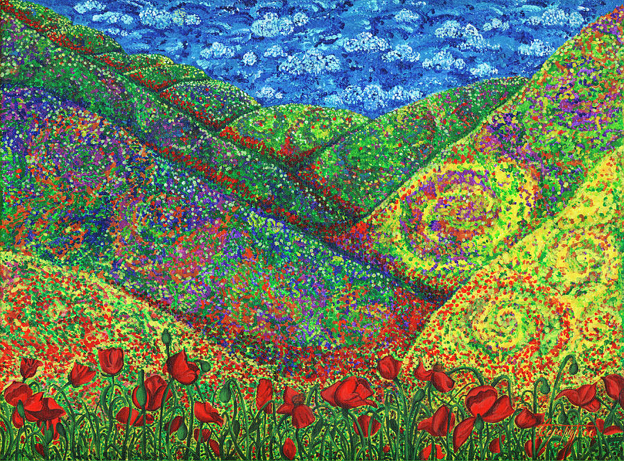 Love Painting - In all things by Vera Tour