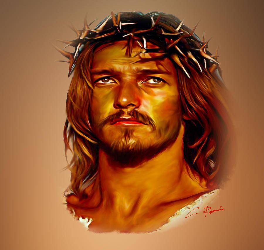 Jesus by Charlie Roman