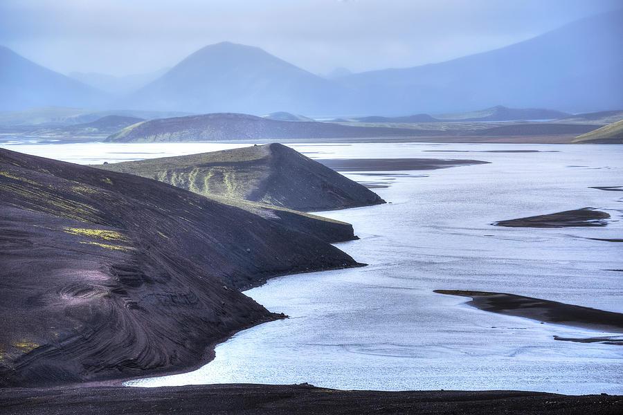 Landmannalaugar Photograph - Landmannalaugar - Iceland by Joana Kruse