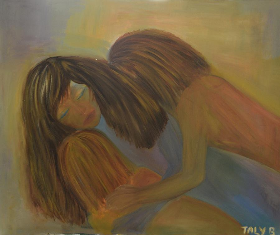 Love Painting - Love by Taly Bar