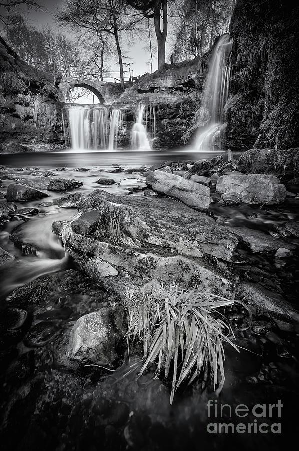 Lumb Hole Falls Photograph
