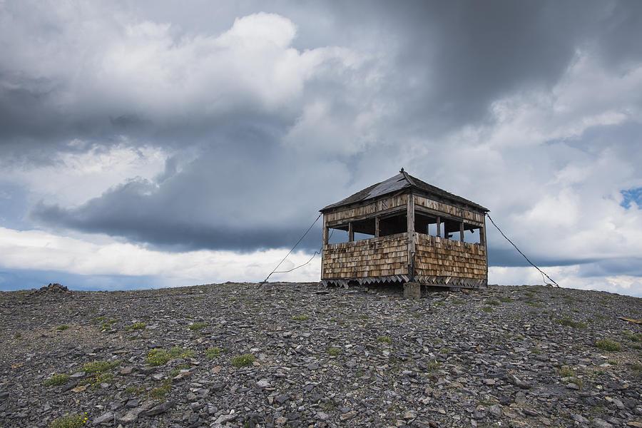 Mount Black Rock Photograph