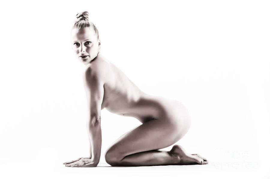 Much prompt Nude yoga photography above told