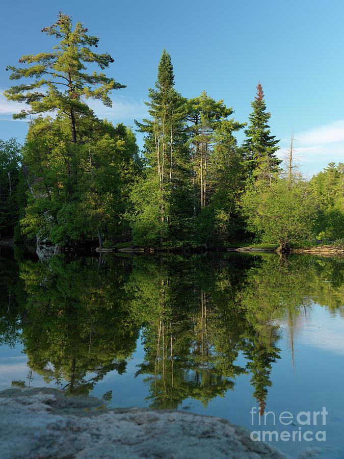 River Photograph - Ontario Nature Scenery by Oleksiy Maksymenko