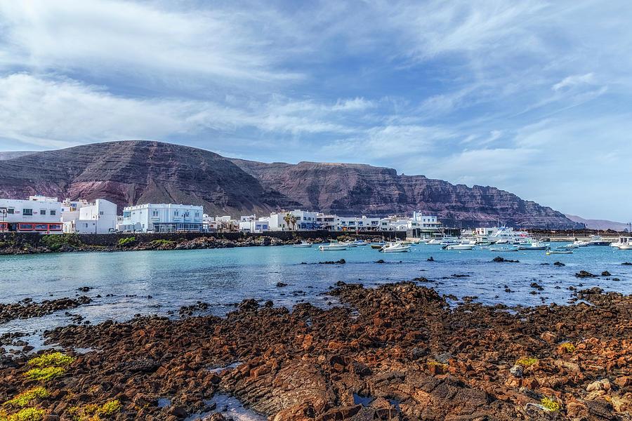 Haria Photograph - Orzola - Lanzarote by Joana Kruse