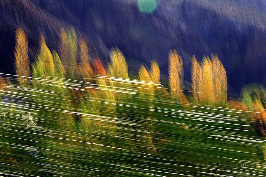 Landscape Photograph - Passing by Robert Shahbazi