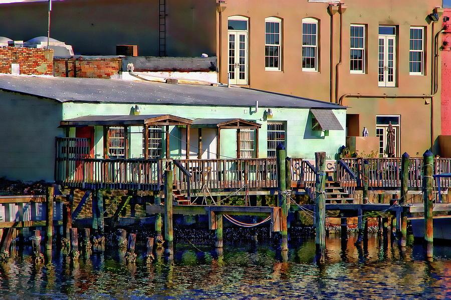 Pensacola Bay Photograph