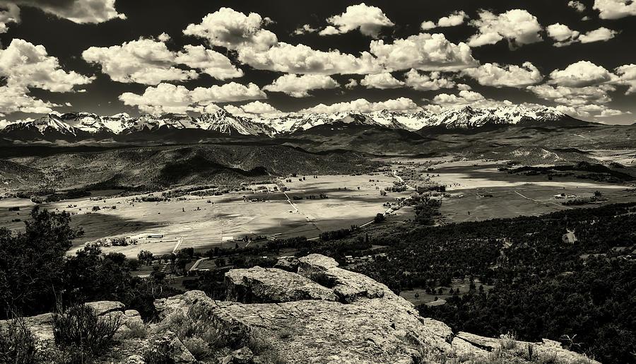 Pleasant Valley Photograph - Pleasant Valley Colorado by Mountain Dreams
