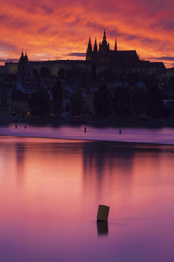 Prague Castle Photograph by Andre Goncalves