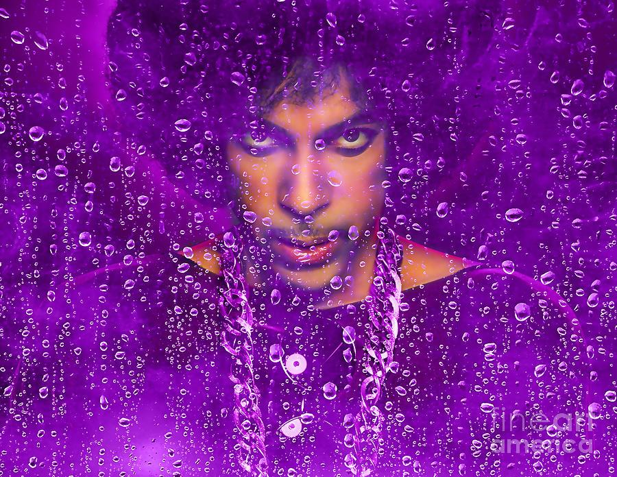 Prince Purple Rain Tri...