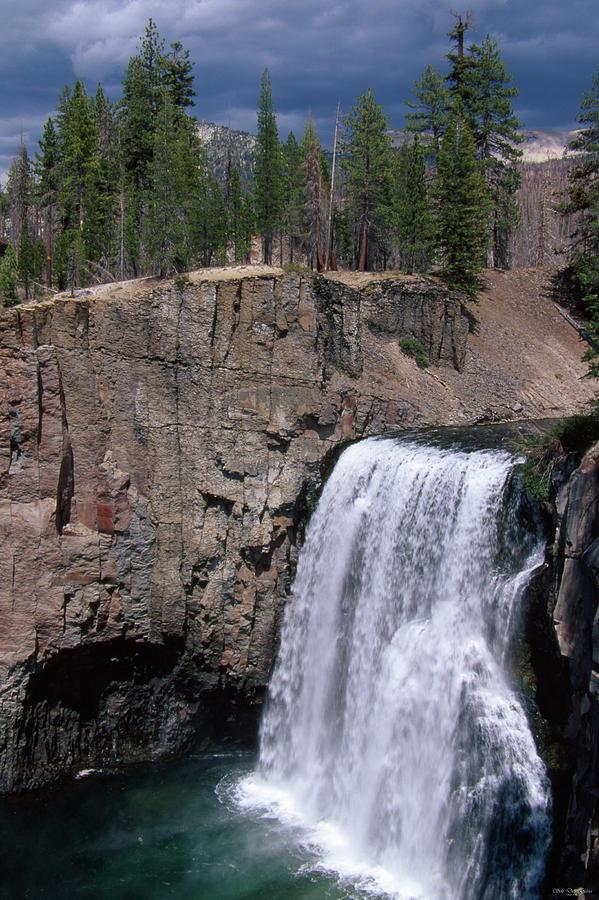 Rainbow Falls Photograph