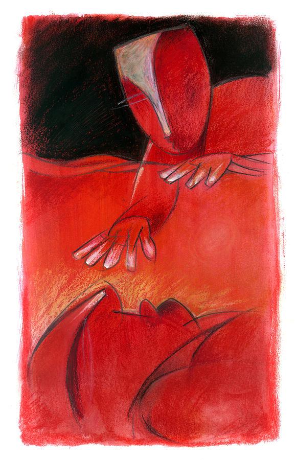 Relation Painting by Shantanu Mitra