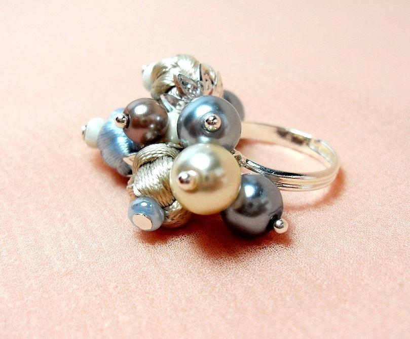 Handmade Jewelry - Ring by Gorean Olga