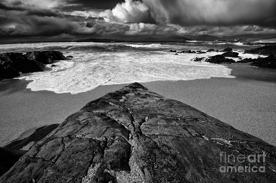 Isle Of Harris Photograph - Scarista by Smart Aviation
