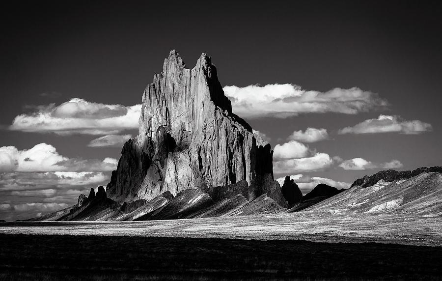 Shiprock New Mexico 13 Photograph