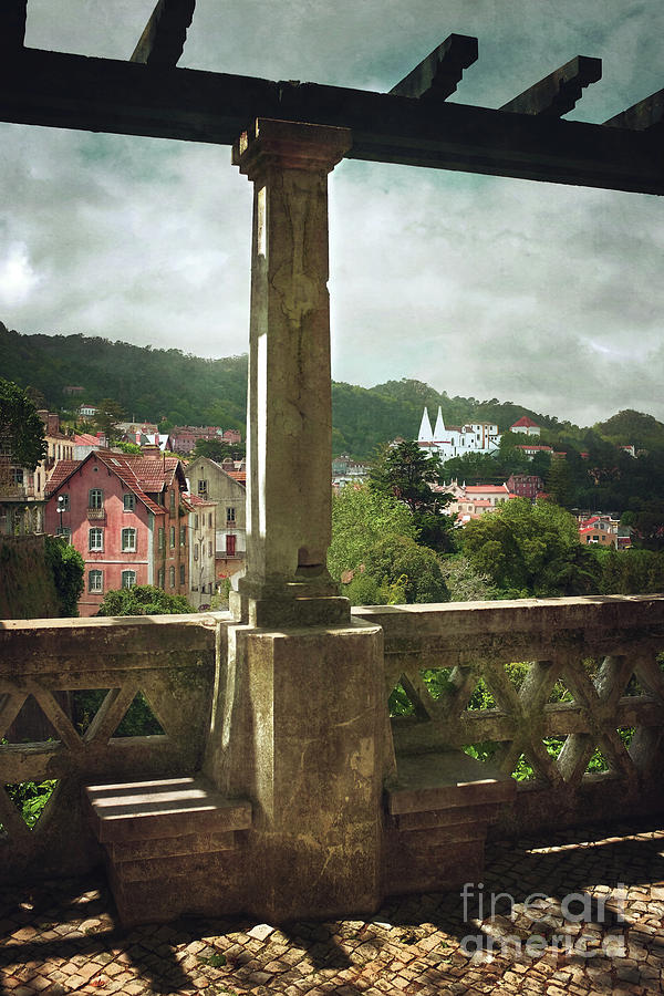 View Photograph - Sintra Landscape by Carlos Caetano