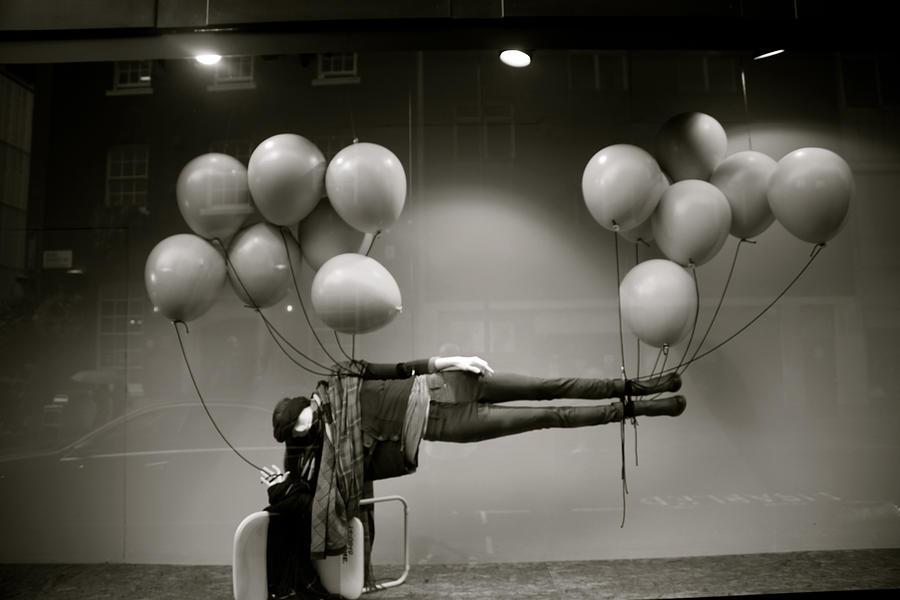 Photographer Photograph - Soaring by Jez C Self