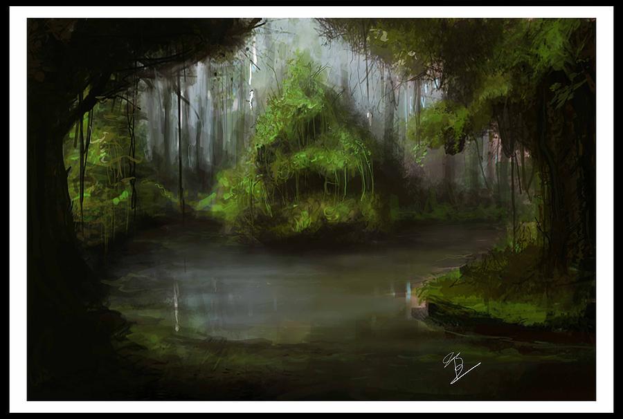3 Digital Art by Suman Ghosh