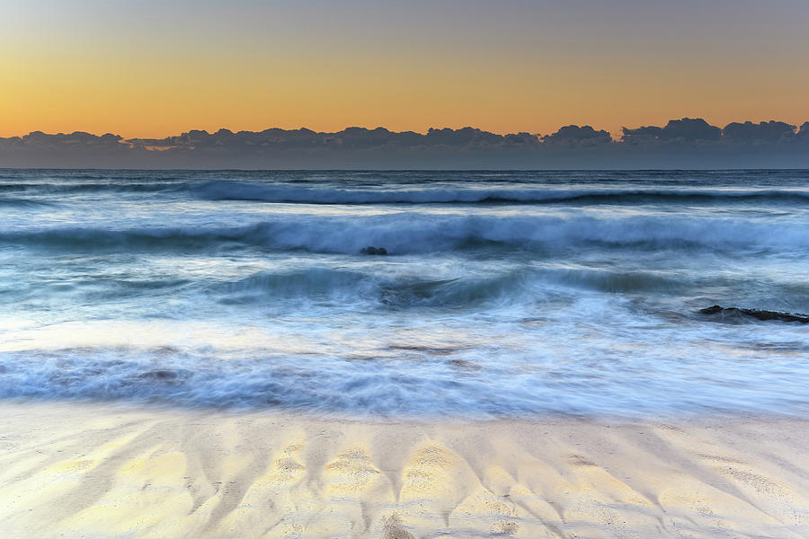 Australia Photograph - Sunrise By The Sea by Merrillie Redden
