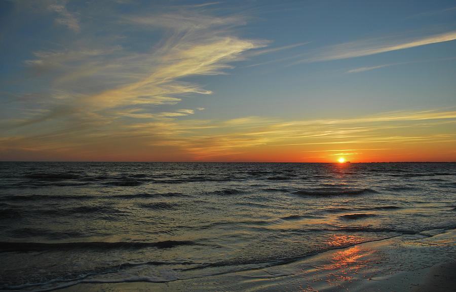 Sunset Photograph - Sunset  by Eva Ramanuskas