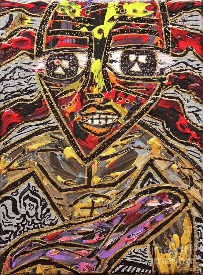 Untitled by Odalo Wasikhongo