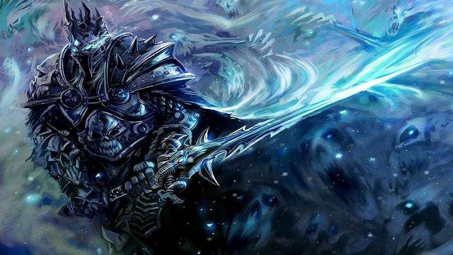 world of warcraft digital art by winna perlin