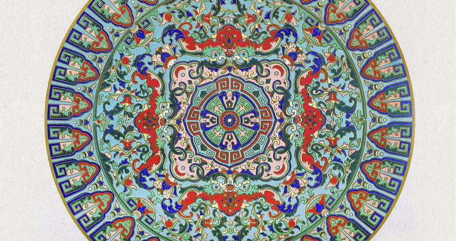 Colorful Bohemian Wall Decor Art Prints