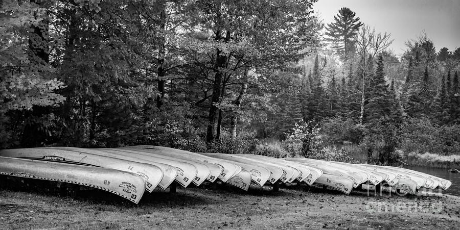 32 Canoe by Michael Greiner