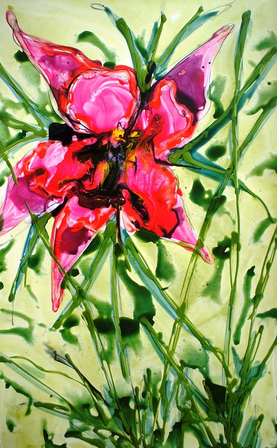 h Painting by Baljit Chadha