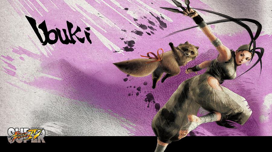 32943 Street Fighter Digital Art by Mery Moon