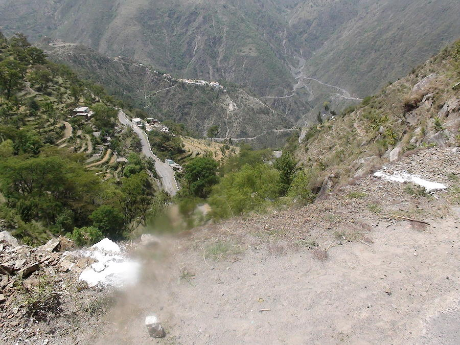 Beautiful Natural Scenery Photograph - Beautiful Natural Scenery by Lalitmohan Khungar