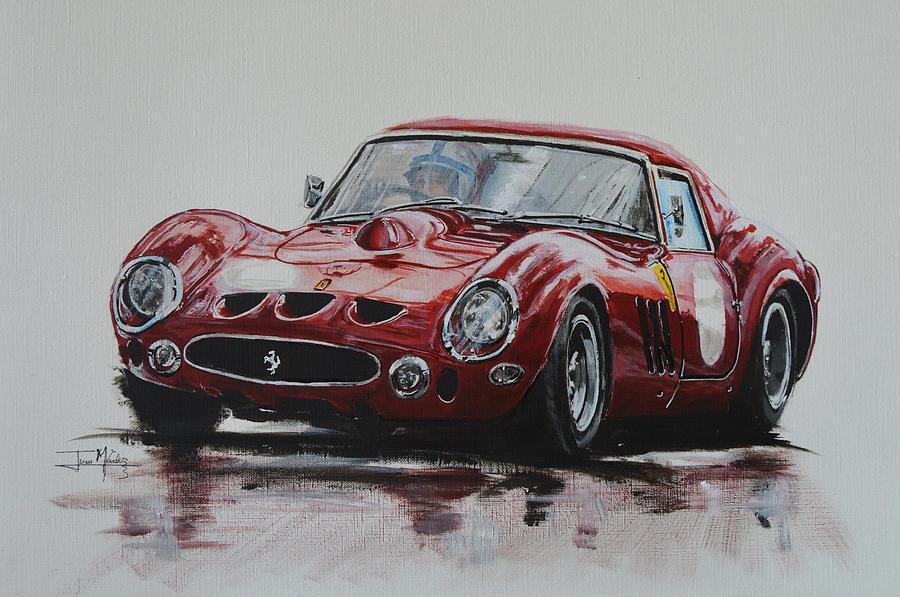 330 GTO  by Juan Mendez