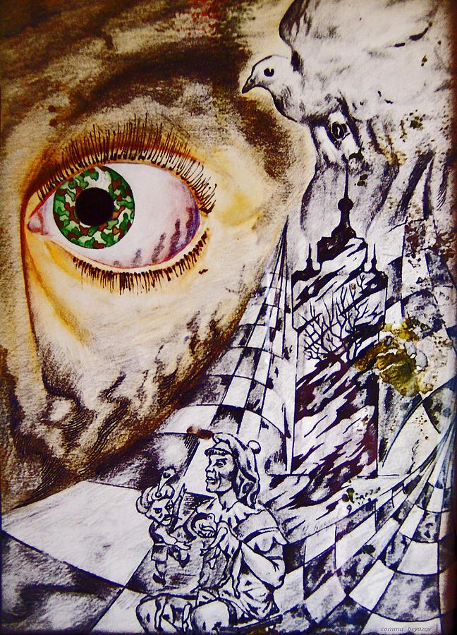 Watercolor Painting - 34445 by Kaloyan Bryazov