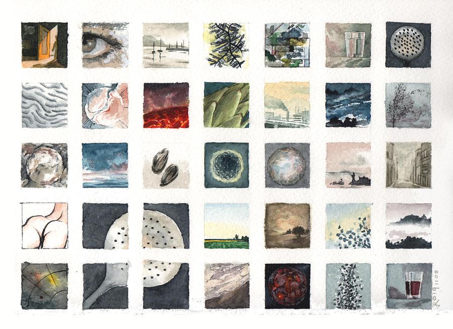 35 Painting by Josep Roig