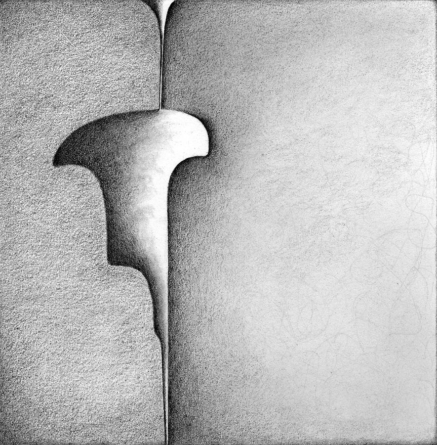 Pencil Drawing - . by James Lanigan Thompson MFA