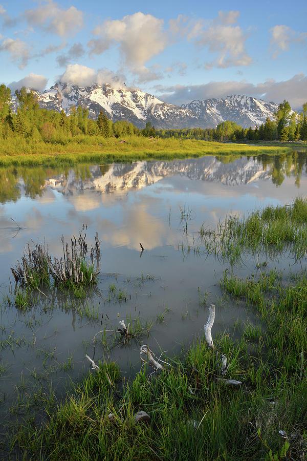 Grand Teton National Park Photograph - Grand Teton National Park by Ray Mathis
