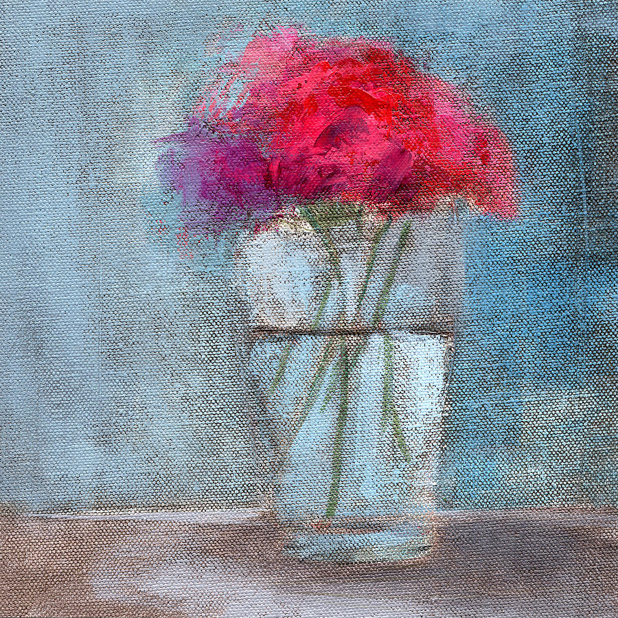Still Life Painting - Untitled 161 by Chris N Rohrbach
