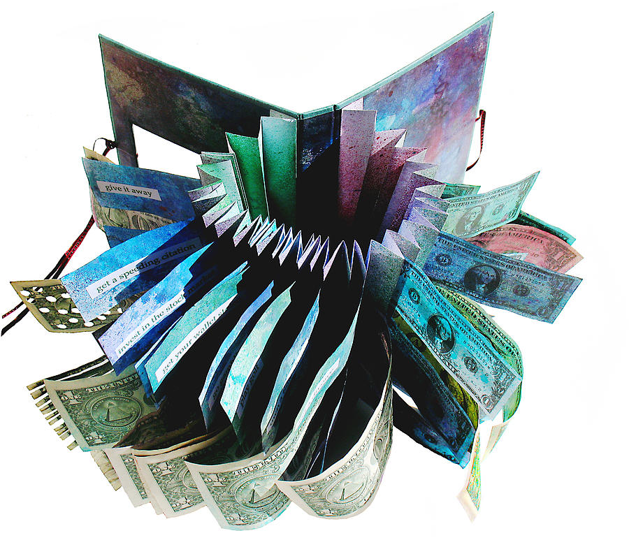 Financial Mixed Media - 36 Ways To Lose Money by Annie Alexander
