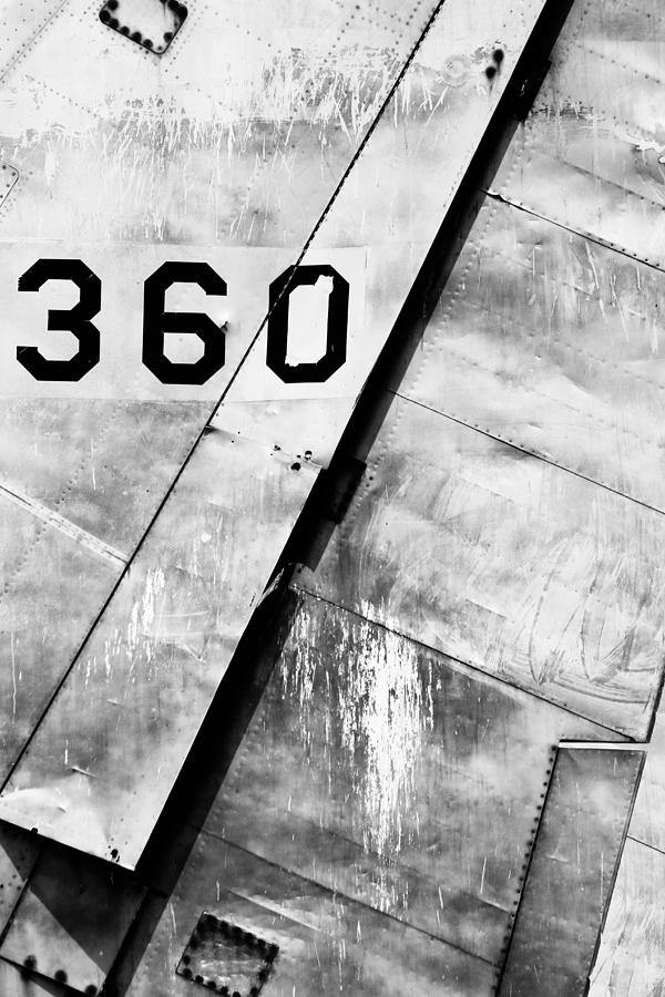 360 Airplane by Jackie Farnsworth