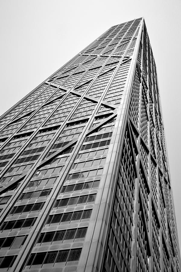 Geometric Photograph - 360 Chicago 360 by Michelle Calkins