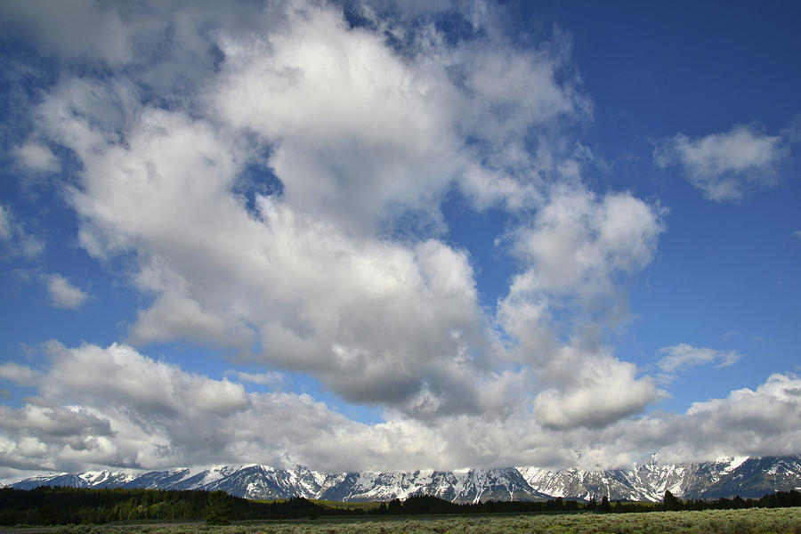 Grand Teton National Park Photograph - Grand Teton National Park by Ray Mathis