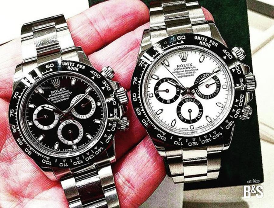 Rolex Photograph - Instagram Photo by Gamikin Youtuber