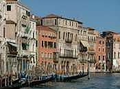 Venice Photograph - The Grand Canal by Stephanie Elenbaas