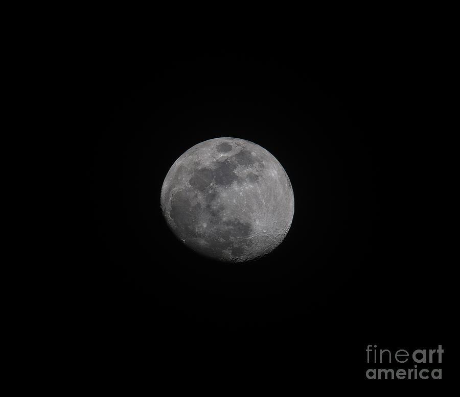 Moon Dust Photograph