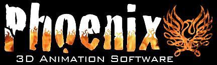 Phoenix Digital Art - 3d Animation Logo by Ryan Flanagan