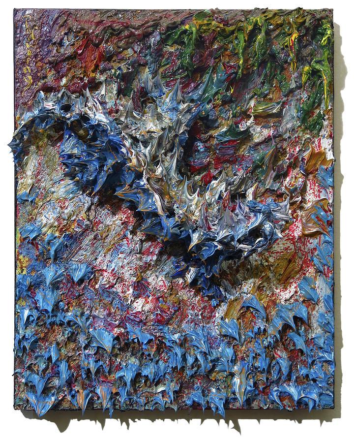3d Oil Painting Tough Pop Art Oil Painting Art Large Big Paintings Realism Masterpiece Van Gogh