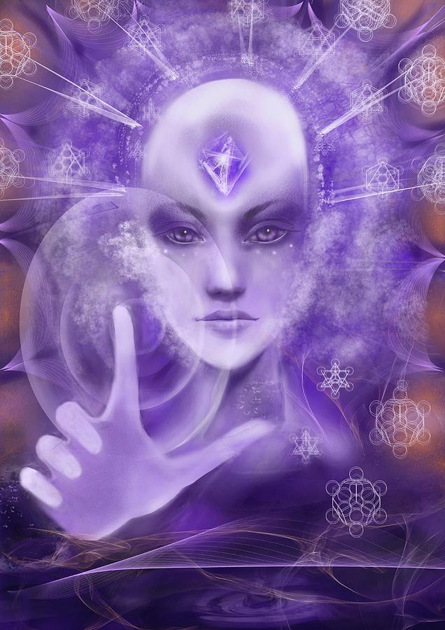 Image result for third eye awakening art